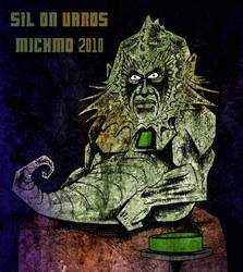 Sil On Varos by mickmoart