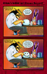 GOLD DIGGER ANNUAL ART [El Buho's Art Therapy!] by mickmoart