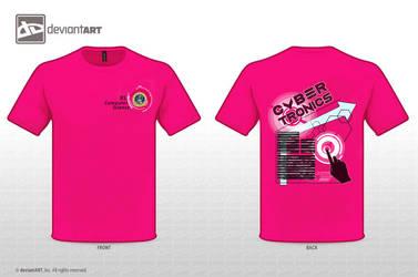 Cybertronics2013 t-shirt final