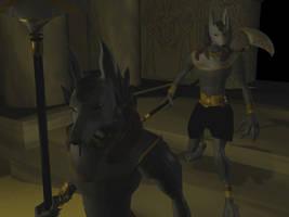 Guardians of Anubis