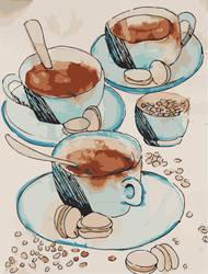Coffee by anamar98