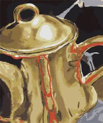 Gold Pot by anamar98