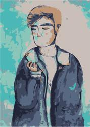 Lighter Boy by anamar98