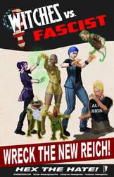 Hexengeddon Promo Poster