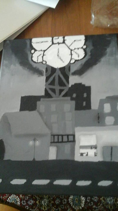 I painted a thing and my camera is low quality