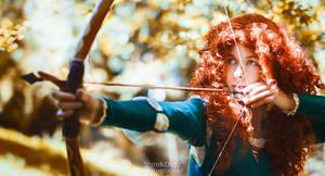 Merida - Brave - Cosplay