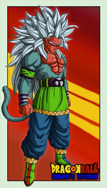 Goku ssj5 DragonBall ER by ~NeDan89 on deviantART