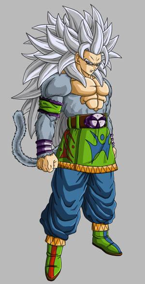 Goku Ssj5 Remake