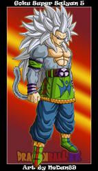 Goku SSJ5 - Classic Card
