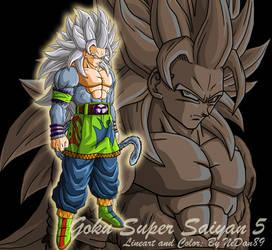 Goku Ssj5 - Remake 2009