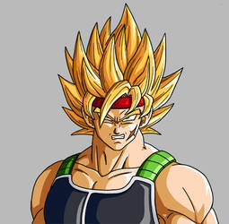 Bardack Super Saiyan by NeDan89