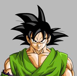 Son Goku - Saiyan Species