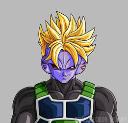 Kish Super Saiyan (NEW VERSION - 2017) by NeDan89