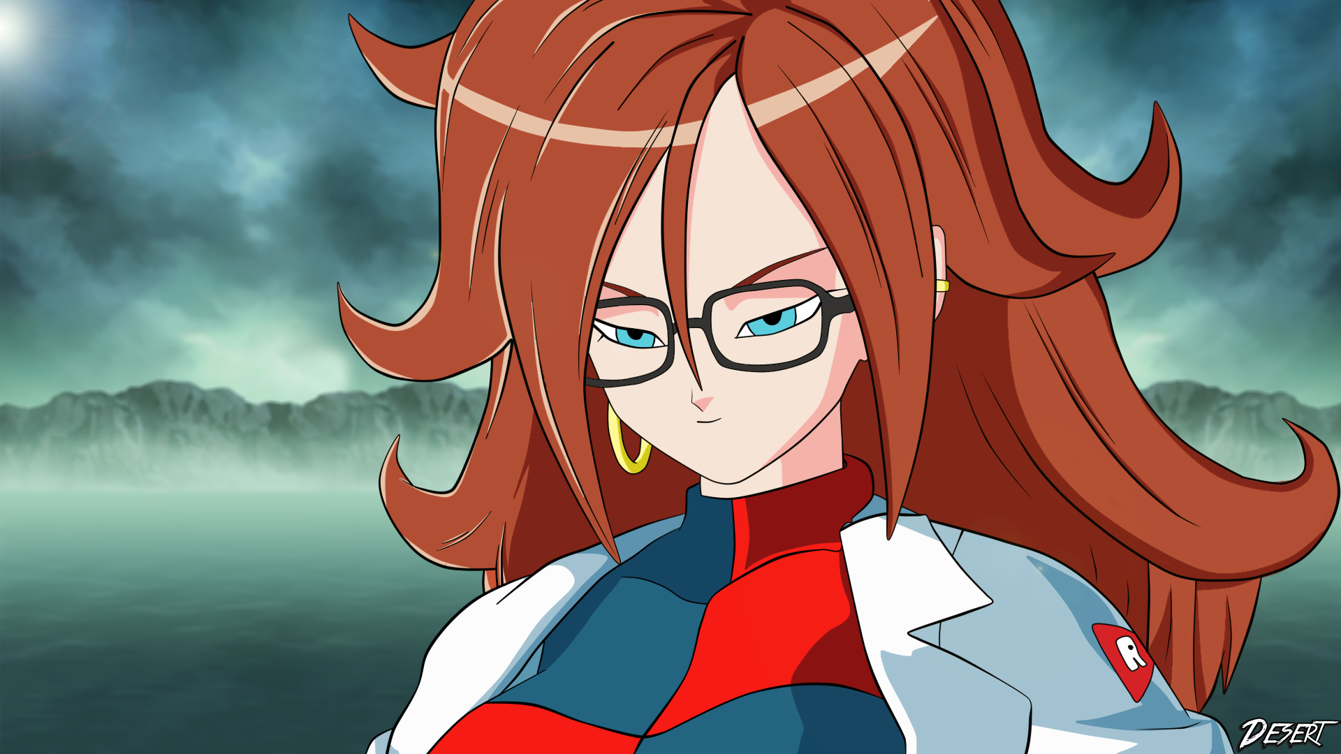 Android 21 Wallpaper By Desertwiggle On Deviantart