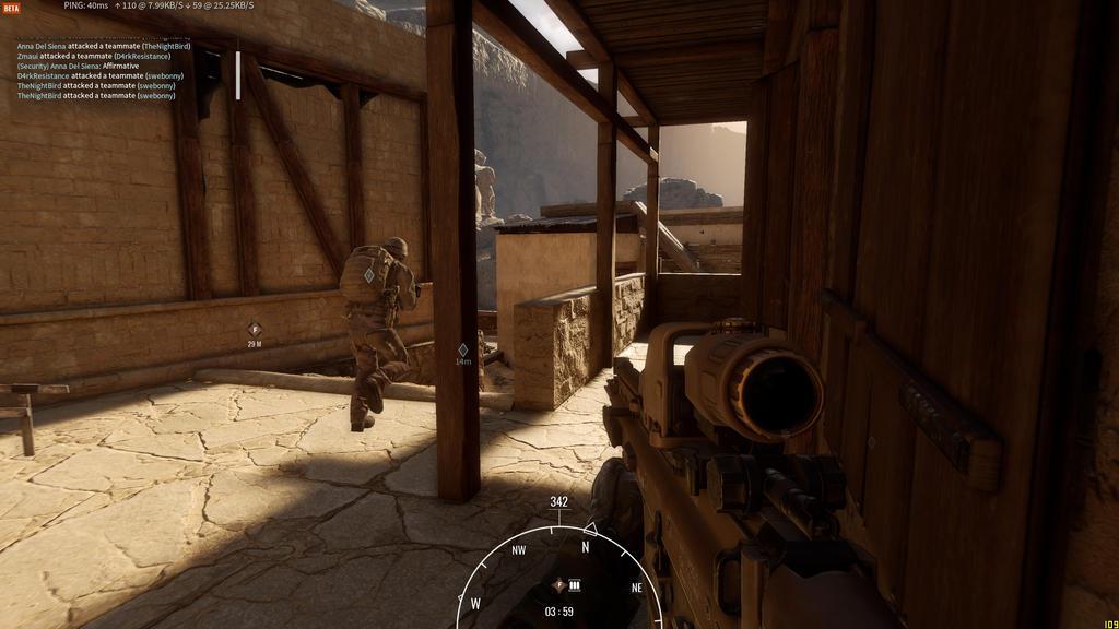 insurgency sandstorm beta by ZePhyrC4