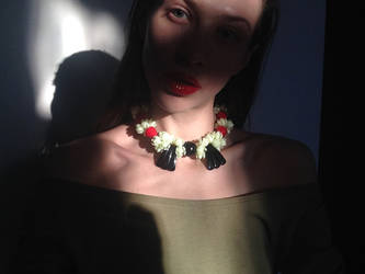 Charitable Necklace project by Old-York