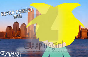 Never Forget 9/11 With Butters