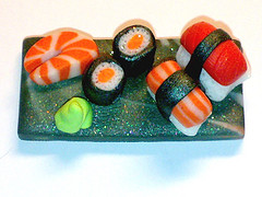 Sushi by sississweets