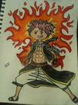 A.T - Fairy Tail - Natsu Dragneel