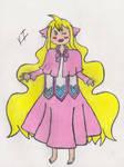 Mavis Vermilion - Fairy Tail by ChocolateSushiTime