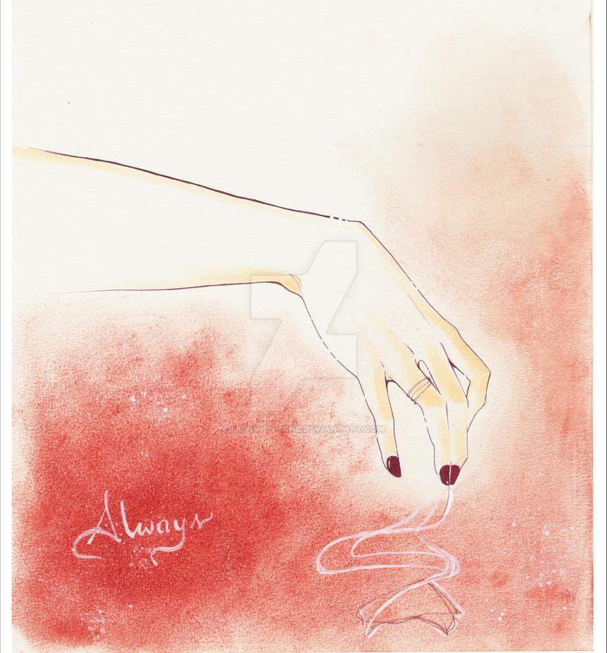 Always by Meruhen-Mine