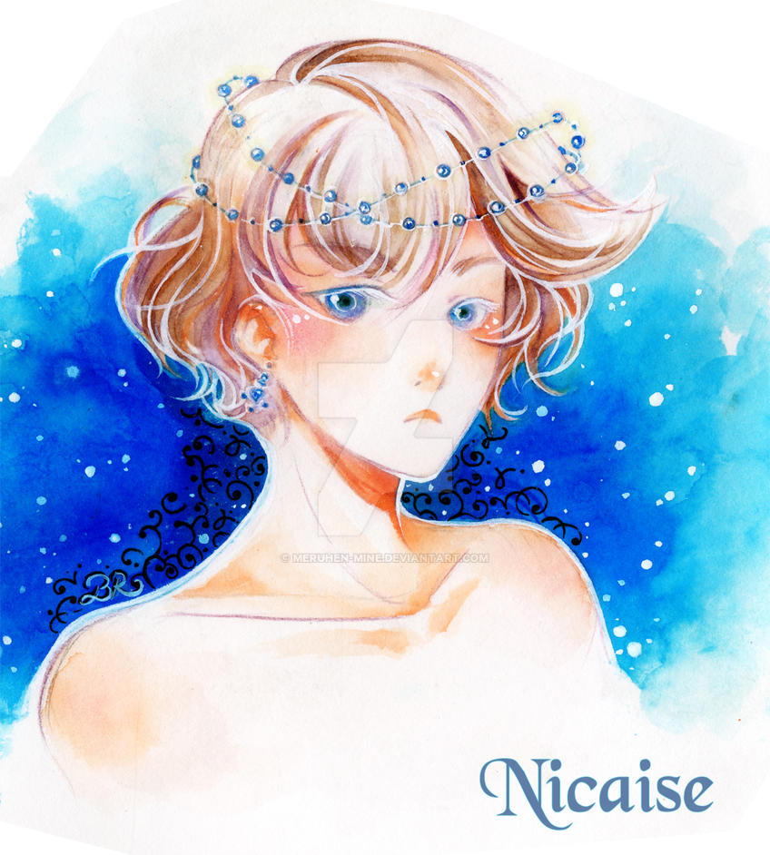 Nicaise by Meruhen-Mine