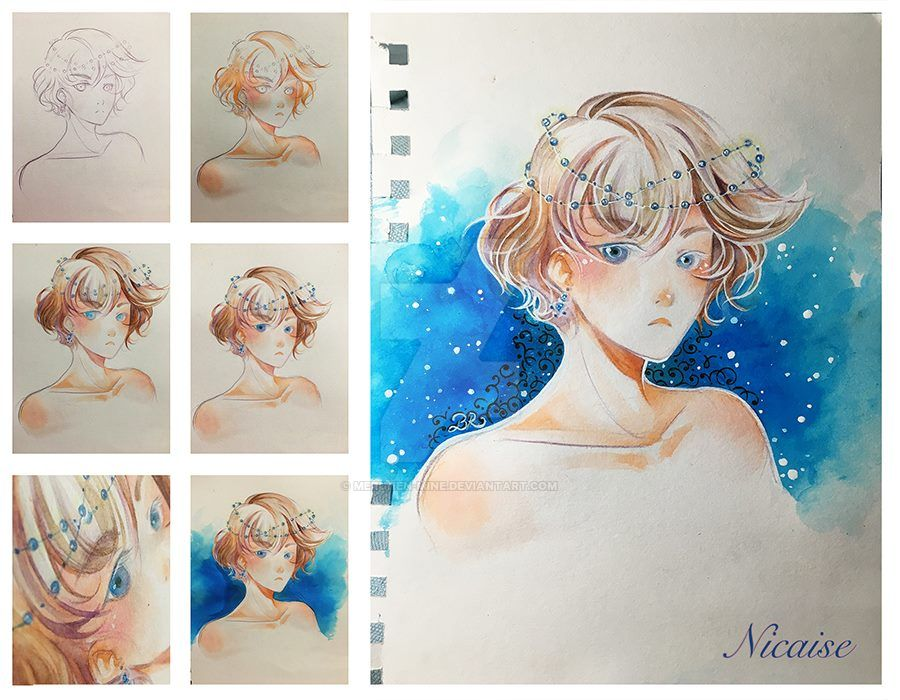 Nicaise :: WIP by Meruhen-Mine