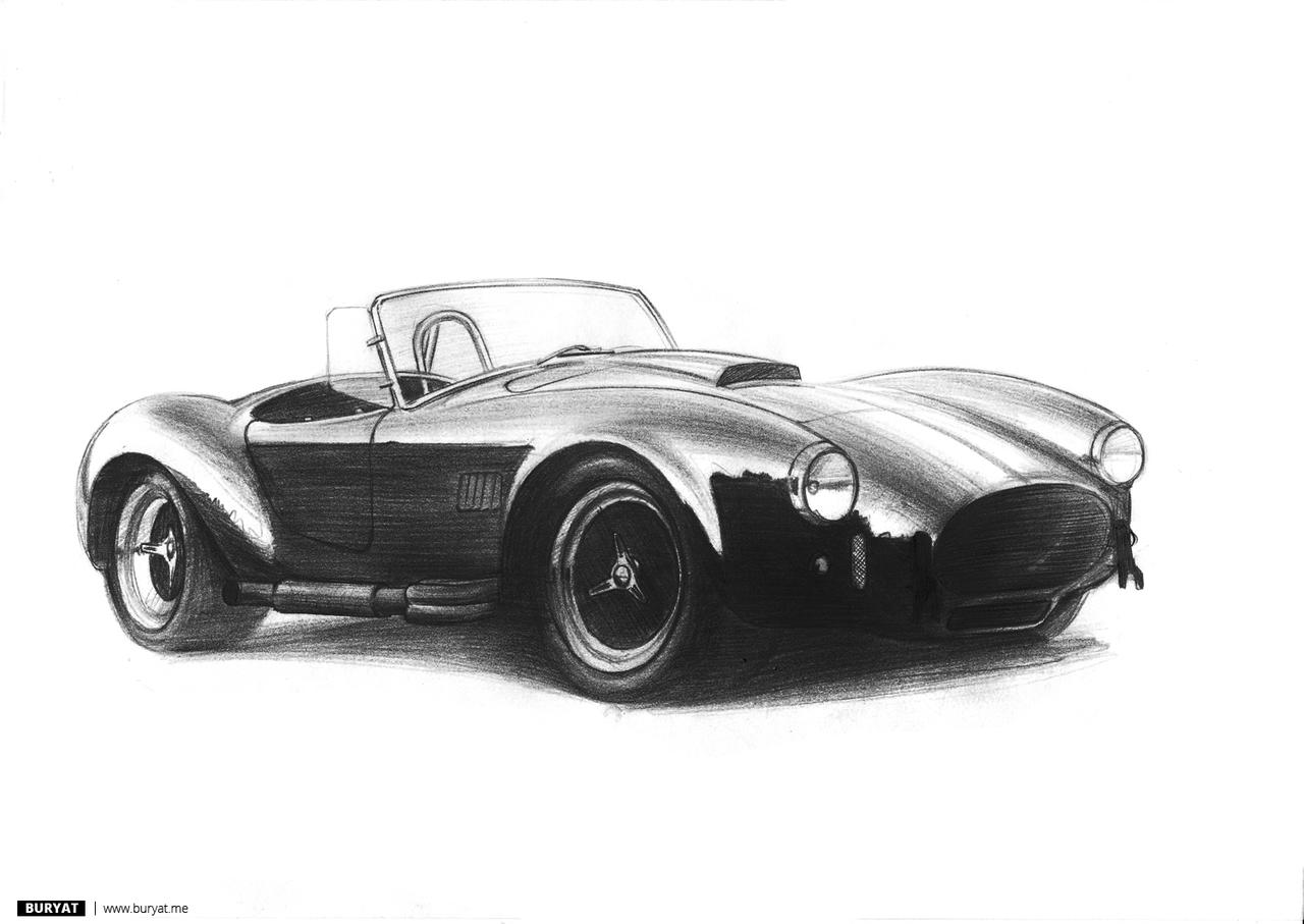 Image Result For Shelby Cobra Coloring