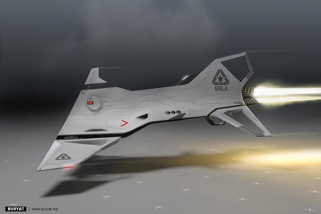 BSLA Drone by buryatsky