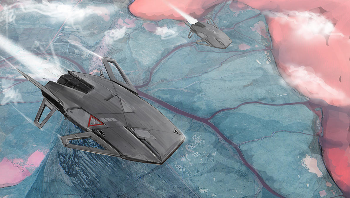 BS Piranhas WIP by buryatsky