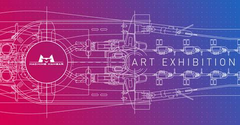 Machine Hangar - Art Exhibition Berlin