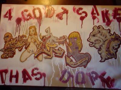 4 gods SAKE. That's dope  by deangelo410