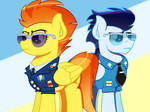 Spitfire and Soarin