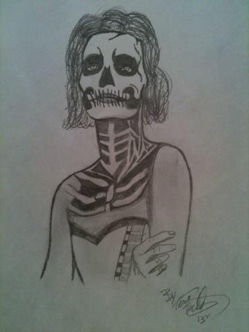 sheSkull by BlondieZombie