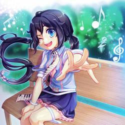 Hana piana by Stacie-Love