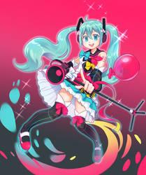 MIku by Stacie-Love