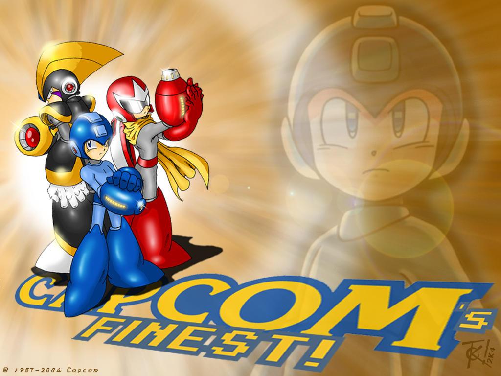 Capcom's Finest by SketchBravo
