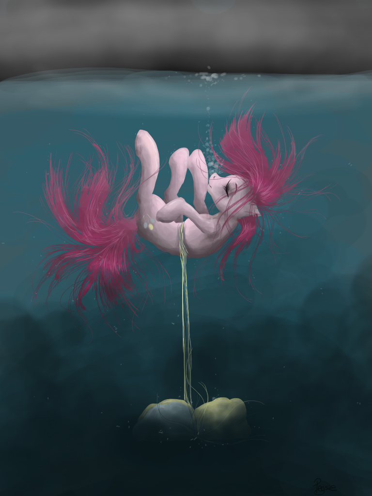 drowned in friendship by pegsiebelleFluttershy Suicide