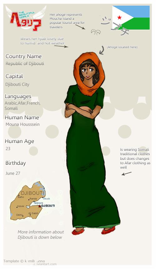 APH Djibouti Oc proflie by Shouks4