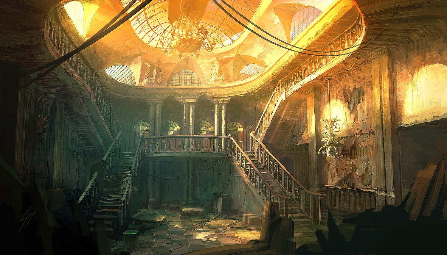 "VG Concept ""Theatre"" by ANTIFAN-REAL"