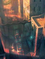 VG Concept - Sunrise Ambush by ANTIFAN-REAL