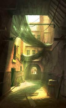 Concept - Old Backstreet