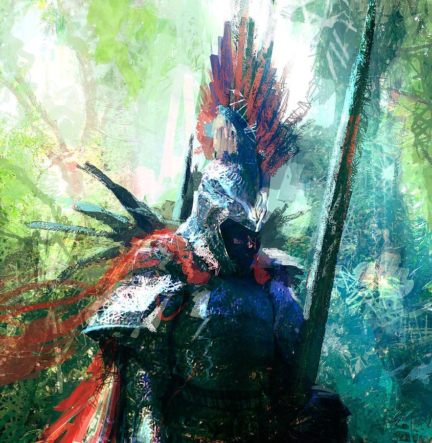 35 min SP - Fallen Knight by ANTIFAN-REAL