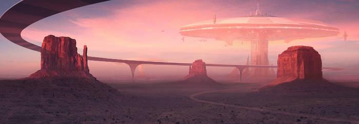 Future Monument Valley