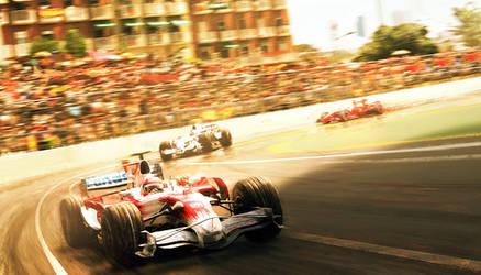 Concept - Racing Line