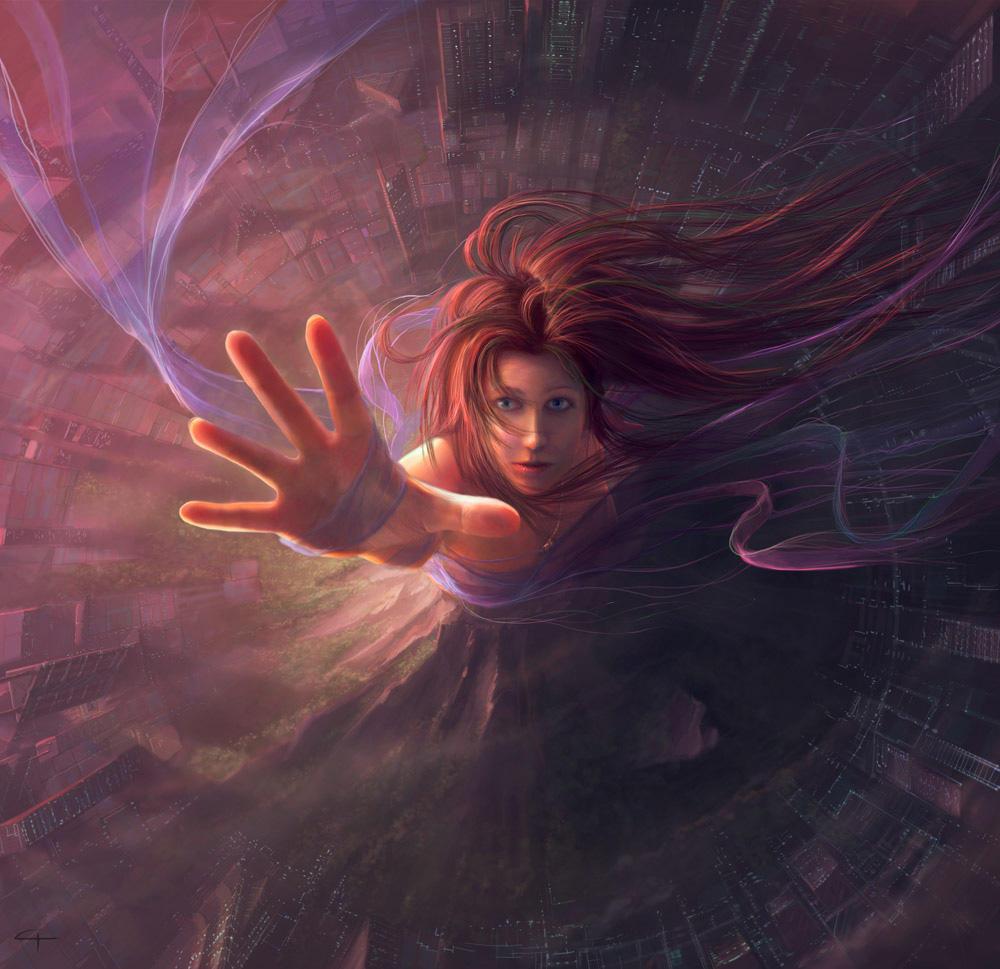 Spirit Rising by ANTIFAN-REAL