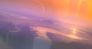 SP - doodle landscape