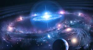 The Grand Universe - Print.