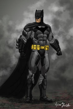 Batman(Bruce Wayne) :Earth-24