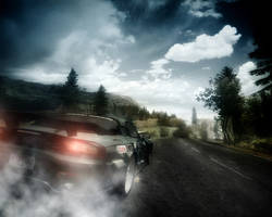 Need For Speed Most Wanted by hitwil